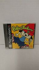PaRappa the Rapper (Sony PlayStation 1, 1997)