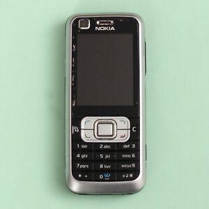 Nokia 6120 Classic [6120c] Next G Blue Tick Mobile Phone (Unlocked)
