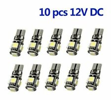 10x Auto 5 SMD LED T10 Lampe weiß CANBUS Standlicht Innenraum 12V DE