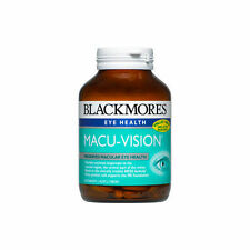 Blackmores Macu-vision Preserves Macular Eye Health 150 Tablets