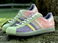 RARE EASTER EDITION~Adidas SUPERSTAR CLEAR campus samba gazelle Shoes~Mens 11.5