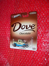 Hot Wheels  Dove Chocolate  '29 Ford Pick-up  real riders