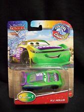 Disney Pixar Cars Color Changers H.J. Hollis.