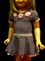 """ADORABLE SPRING DRESS FOR 35"""" PATTI PLAYPAL DOLL CLOTHES*"""