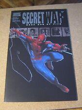 Secret War #  1 April 2004 Brian Michael Bendis  Gabriele Dell'Otto Spider-Man 1