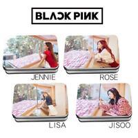 Kpop Blackpink Polaroid Lomo Photo Card LISA ROSE HD Photocards Poster Picture