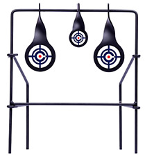 Spinning Shooting Targets Zombie Airgun BB Paintball Airsoft Pellet Hunting Gun