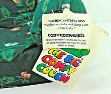 The Big Comfy Couch Sofa Doll Couch ~ Plush Couch ~ Clean Pre Owned w Orig.Tags