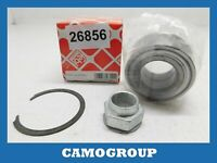 Set Rodamiento Rueda Delantera Front Wheel Bearing Febi DACIA Logan VKBA6561