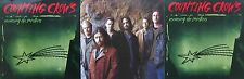 COUNTING CROWS POSTER, RECOVERING THE SATELLITES (O4)