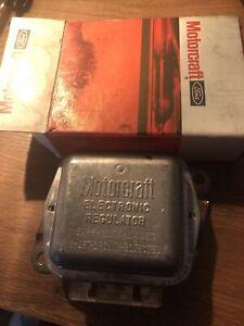 NOS 60s 70s 80s LINCOLN FORD MERCURY PICKUP ALTERNATOR VOLTAGE REGULATOR GR540A