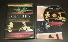 Joffrey: Mavericks of American Dance (DVD) Robert Gerald Arpino documentary film