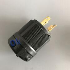NEMA L6-30P L630P Industrial Twist Lock Male Locking Plug 30A 250V 2-Pole 3-Wire