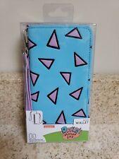 Rockos Modern Life Folio Wallet Case Phone With Strap NIB