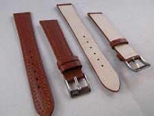 42 - cinturino in vera pelle ansa 18 mm ottima qualita' modello vintage 18-14