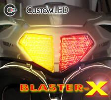 Ducati 848, 1098, 1198 Tail Light, Integrated Amber Turn Signals, Superbike