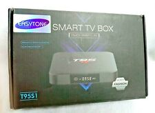 Android 7.1.2 TV Box,EASYTONE T95 Android Box - Complete