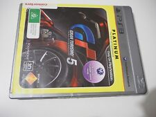 playstation 3 game grand turismo 5
