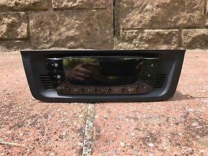 Seat ibiza 6j 09-16 heater climate control switch panel