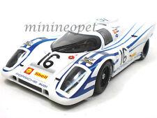AUTOart 87086 PORSCHE 917K 1970 ELFORD/AHRENS #16 1/18 DIECAST CAR WHITE