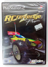 RC REVENGE PRO PS2 PLAYSTATION 2 TWO EUROPEAN PAL NEW & SEALED