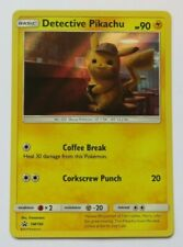 Detective Pikachu Movie Promo - SM190 - Holo Pokemon Card