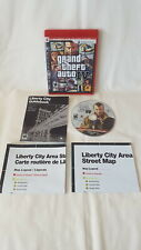 Grand Theft Auto IV (Sony Playstation 3, 2008) 4 PS3 Complete * Tested