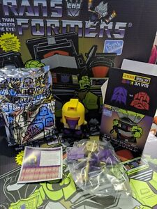 Transformers Loyal Subjects Wave 3 Blitzwing Mint Out Of Box With Accessories