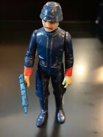 Vintage Bespin Security Guard 1 Star Wars Action Figure 1980 HongKong - COMP