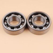Crankshaft Crank Ball Bearings Set for Husqvarna Partner K-750 K-760 Cut Off Saw