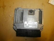 VOLKSWAGEN GOLF ENGINE ECU ONLY, 1.4, PETROL, CAXA CODE, GEN 6, 02/09-04/13 09
