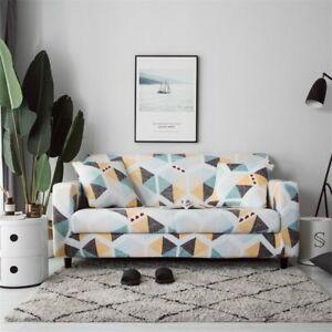 Elastic Slipcovers Spandex Dustproof Stretch Sofa Covers Living Room Protector