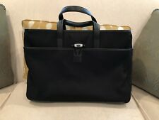 Montblanc Nightflight Tote Business Bag Product No: 109088 - Black MSRP $850
