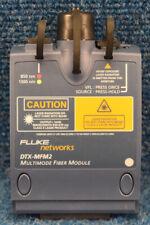 New Fluke Dtx Mfm2 Dtxmfm2 Multimode Fiber Module For Fluke Dtx 1800dtx 1200