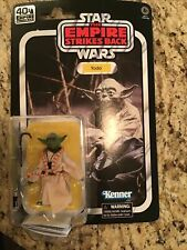 Star Wars Black Series The Empire Strikes Back 40th Anniversary Yoda Figure ??