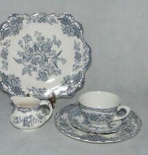 Teetasse 9,5 x 6 cm Crown Ducal England Bristol rot 762055 Kaffeetasse