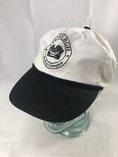 Vintage Lindbergh Reading Champion Snapback Indy Race Car Cap White
