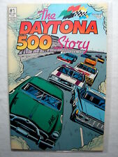 C 2547 Vortex 1991 NASCAR DAYTONA 500 STORY  No 1  M / NM Condition