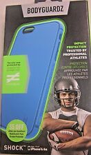 New in Box Bodyguardz Impact Protection SHOCK Case for iPhone 6/6s in Blue