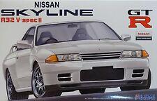 FUJIMI 03883 Nissan Skyline R32 V-Spec II (ID-47) in 1:24