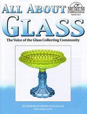 All About Glass 12-4: US Glass, Carnival, Jefferson, Corning Ware, Houze