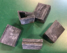 Extruded Black Rubber, Square Internal, Die 4706 / BXT, 50mm, Job Lot X 50, New