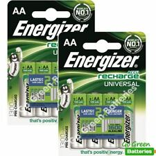High Drain Devices AA Rechargeable Batteries