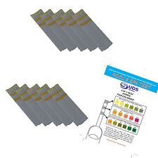 50 x Chlorine Test Strips / Pool / HotTub Tester - 3 In 1 With / pH / Alkalinity