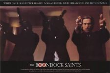 The Boondock Saints Sinners or Saints Pointing Guns Movie Poster 36x24