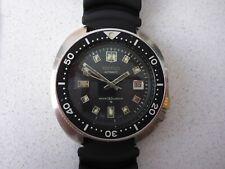 Seiko Vintage Diver, Turtle, 6105-8110, Automatic,1976, Overhauled, Guaranteed