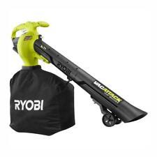 Ryobi Leaf Vacuum Mulcher Tool Electric 40 Volt Lithium Ion Cordless Battery 40V