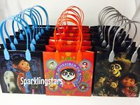 12 PCS Disney Coco Party Favor Goodie Bags Birthday Party Supplies