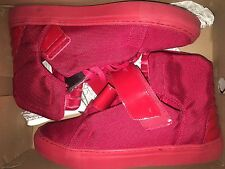 Creative Recreation Geno Red Berry fashion sneakers sz 8.5