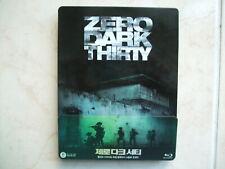 Zero Dark Thirty - Blu-ray Steelbook Quarter Slip Limited Edition  Plain Archive